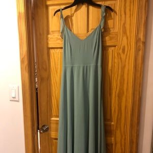 Meteoric rise maxi dress